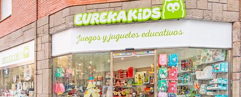 Nazca vende Eurekakids, líder retailer y distribuidor de juguetes educativos en España